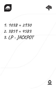 Magnum4D : 4D Jackpot V2